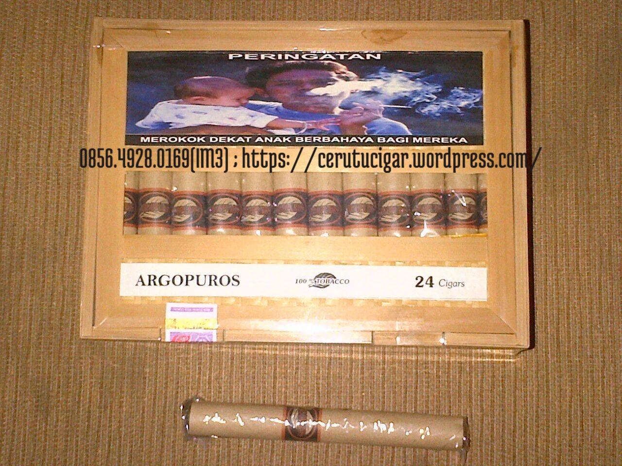 Naoogst Cigar Java Cerutu 0819 3255 1285 Xl Paket Dan Accesoris